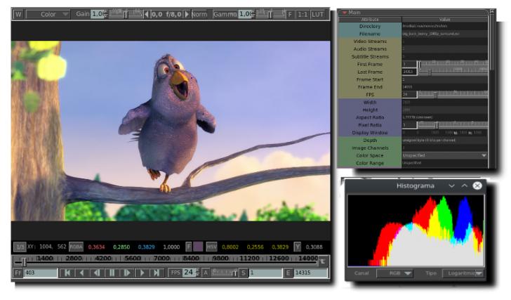 โปรแกรม mrViewer เล่นวิดีโอ 4K ทำสมุดดีด Flipbook