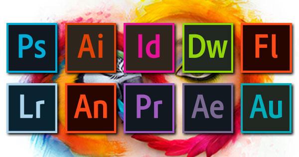 Adobe Corel Software